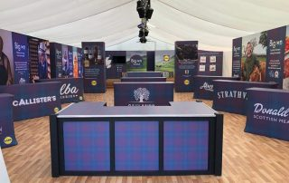 LIDL Exhibition Stand