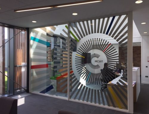 Interior Graphics for Commercial Premises