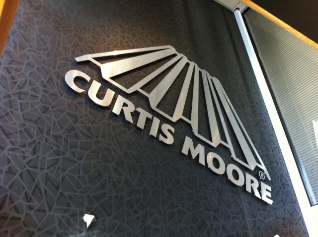 Curtis Moore CNC Logo