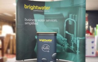 Brightwater 3x3 Pop-up