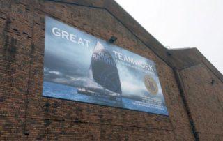 Inver House Gable End Banner
