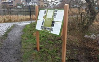 Craiglockhart Loch Sign