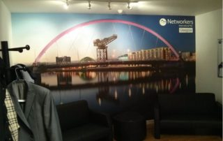 Networkers International Glasgow Reception