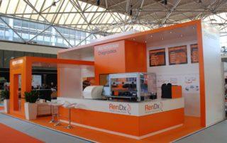 RenDX ECCMID Stand