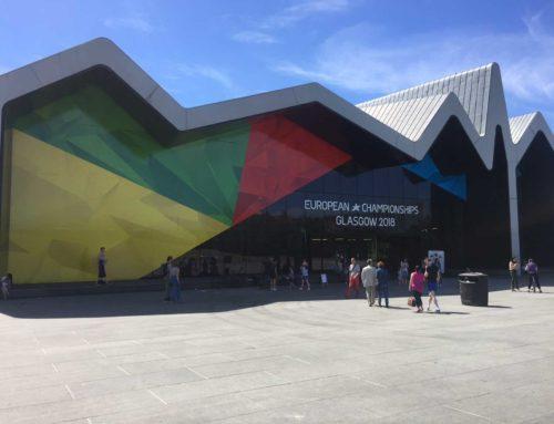 European Championships – Glasgow 2018