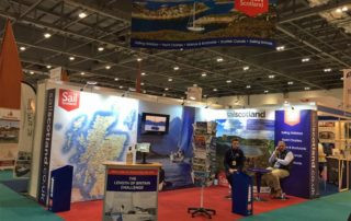 Sail Scotland @ London Boat Show