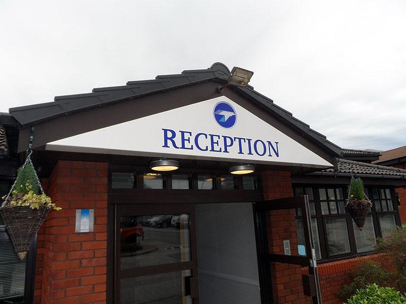 Speedbird Inn Signage